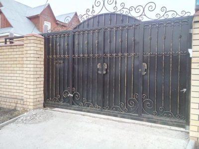 Откатные-ворота-(9)